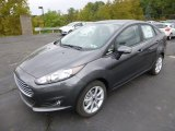 Magnetic Metallic Ford Fiesta in 2015