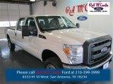 2015 Oxford White Ford F250 Super Duty XL Crew Cab 4x4 #97783824