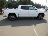 2015 Super White Toyota Tundra Limited CrewMax 4x4 #97824728