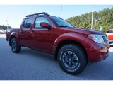 2015 Nissan Frontier Pro-4X Crew Cab 4x4 Data, Info and Specs