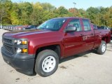 2015 Chevrolet Silverado 1500 WT Double Cab Data, Info and Specs