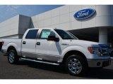 2014 Oxford White Ford F150 XLT SuperCrew #97824439