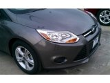 2014 Sterling Gray Ford Focus SE Sedan #97824343