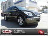 2009 Carbon Black Metallic Buick Enclave CXL #97824414