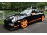 2008 Porsche 911 GT3 RS Data, Info and Specs