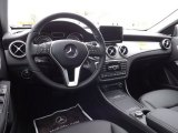 2015 Mercedes-Benz GLA 250 4Matic Black Interior