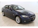 2011 Deep Sea Blue Metallic BMW 3 Series 335i xDrive Sedan #97824751