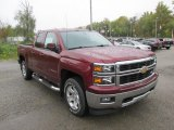 2015 Chevrolet Silverado 1500 LT Z71 Double Cab 4x4 Data, Info and Specs