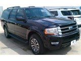 2015 Tuxedo Black Metallic Ford Expedition EL XLT #97863586