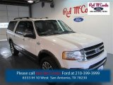 2015 White Platinum Metallic Tri-Coat Ford Expedition EL King Ranch #97863576