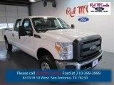 2015 Oxford White Ford F250 Super Duty XL Crew Cab 4x4 #97863575