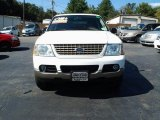 2004 Oxford White Ford Explorer Eddie Bauer 4x4 #97864007