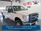 2015 Oxford White Ford F250 Super Duty XL Crew Cab 4x4 #97863570