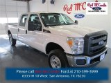 2015 Oxford White Ford F250 Super Duty XL Crew Cab 4x4 #97863569