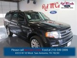 2015 Tuxedo Black Metallic Ford Expedition EL Limited #97863563