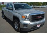 2014 Quicksilver Metallic GMC Sierra 1500 Crew Cab #97863924