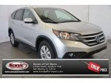 2014 Alabaster Silver Metallic Honda CR-V EX #97863464