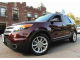 2012 Cinnamon Metallic Ford Explorer XLT 4WD #97912032