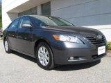 2008 Magnetic Gray Metallic Toyota Camry XLE #9514340
