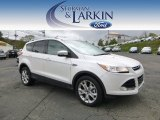 2014 White Platinum Ford Escape Titanium 2.0L EcoBoost 4WD #97911943