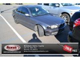 2001 Steel Grey Metallic BMW 3 Series 330i Coupe #97911815