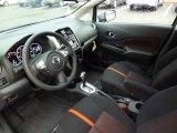 2015 Nissan Versa Note Interiors
