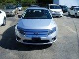 2011 Ingot Silver Metallic Ford Fusion S #97912045