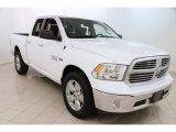 2014 Bright White Ram 1500 SLT Quad Cab 4x4 #97937806