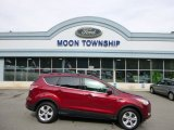 2013 Ruby Red Metallic Ford Escape SE 2.0L EcoBoost 4WD #97937674