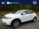 2014 Pearl White Nissan Murano CrossCabriolet AWD #97937664