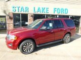 2015 Ruby Red Metallic Ford Expedition XLT 4x4 #97937842