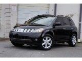 2003 Super Black Nissan Murano SL #97937920