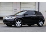 2003 Nissan Murano SL Front 3/4 View