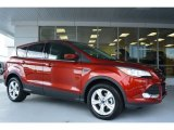 2015 Sunset Metallic Ford Escape SE #97971476