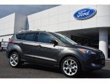 2015 Magnetic Metallic Ford Escape Titanium #97971475