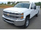 2015 Chevrolet Silverado 2500HD WT Double Cab 4x4 Utility Data, Info and Specs