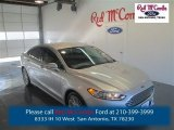 2015 Ingot Silver Metallic Ford Fusion SE #97971386