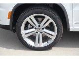 Volkswagen Tiguan 2015 Wheels and Tires