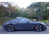 2014 Porsche 911 Anniversary Edition Graphite Gray