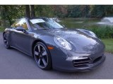 2014 Porsche 911 50th Anniversary Edition Data, Info and Specs