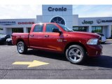 2014 Deep Cherry Red Crystal Pearl Ram 1500 Express Crew Cab 4x4 #97971520