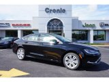 2015 Black Chrysler 200 Limited #97971505