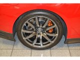 Nissan GT-R 2014 Wheels and Tires