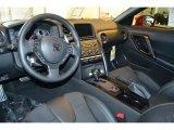 2014 Nissan GT-R Interiors