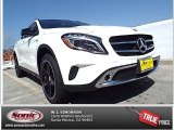2015 Cirrus White Mercedes-Benz GLA 250 4Matic #98016812