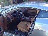 2012 Aston Martin V8 Vantage Interiors