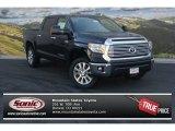 2015 Attitude Black Metallic Toyota Tundra Limited CrewMax 4x4 #98016645
