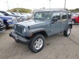 2015 Jeep Wrangler Unlimited Anvil