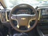2015 Chevrolet Silverado 1500 LTZ Double Cab 4x4 Steering Wheel