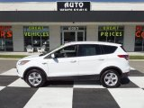 2014 Oxford White Ford Escape SE 2.0L EcoBoost #98016971